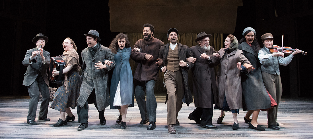 My Fair Lady 2013 - Ensemble - Photo by Jenny Graham